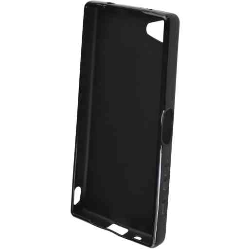 Mobiparts Classic TPU Case Sony Xperia Z5 Compact Black