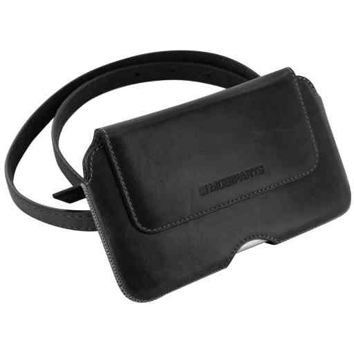 Mobiparts Excellent Belt Case Size 3XL Jade Black