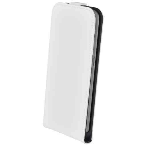 Mobiparts Premium Flip Case Samsung Galaxy S7 White