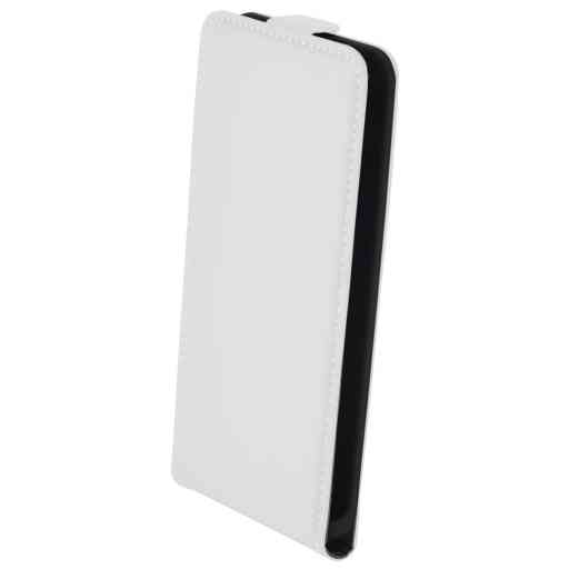 Mobiparts Premium Flip Case Samsung Galaxy A3 (2016) White