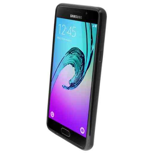 Mobiparts Classic TPU Case Samsung Galaxy A3 (2016) Black