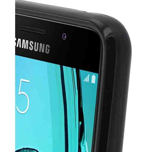 Mobiparts Classic TPU Case Samsung Galaxy A5 (2016) Black