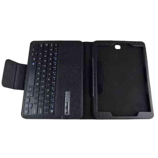 Mobiparts Bluetooth Keyboard Case Samsung Galaxy Tab A 9.7 Black