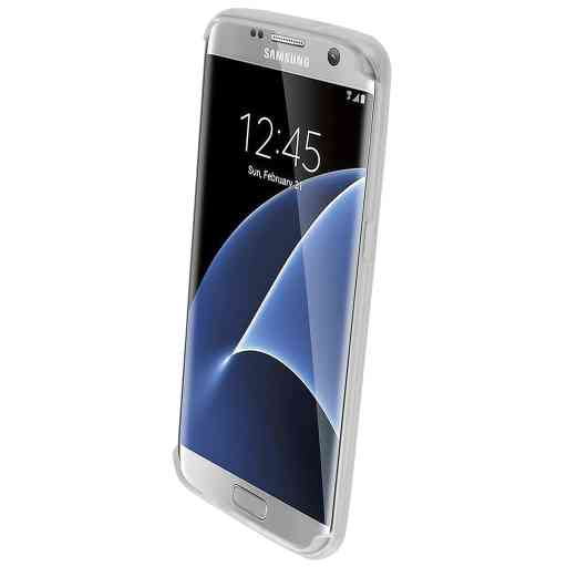 Mobiparts Classic TPU Case Samsung Galaxy S7 Edge Transparent