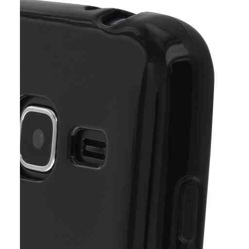 Mobiparts Classic TPU Case Samsung Galaxy J3 (2016) Black