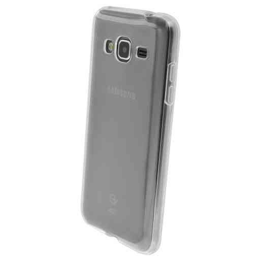 Mobiparts Classic TPU Case Samsung Galaxy J3 (2016) Transparent