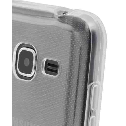 Mobiparts Classic TPU Case Samsung Galaxy J3 (2016) Transparent