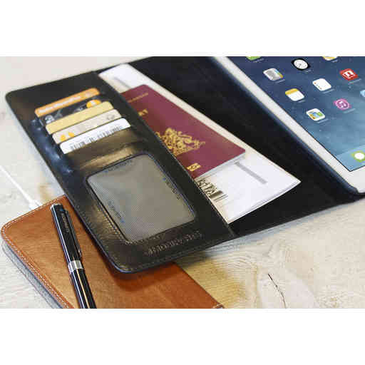 Mobiparts Excellent Tablet Case Apple iPad Air 2 / Pro 9.7 Jade Black