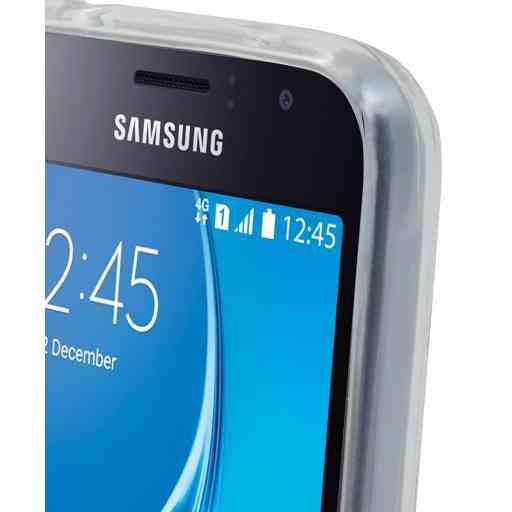 Mobiparts Classic TPU Case Samsung Galaxy J1 (2016) Transparent