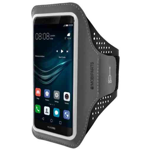 Mobiparts Comfort Fit Sport Armband Huawei P9 Black