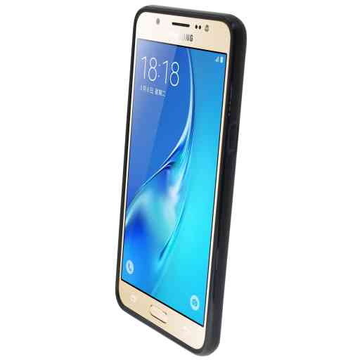 Mobiparts Classic TPU Case Samsung Galaxy J5 (2016) Black