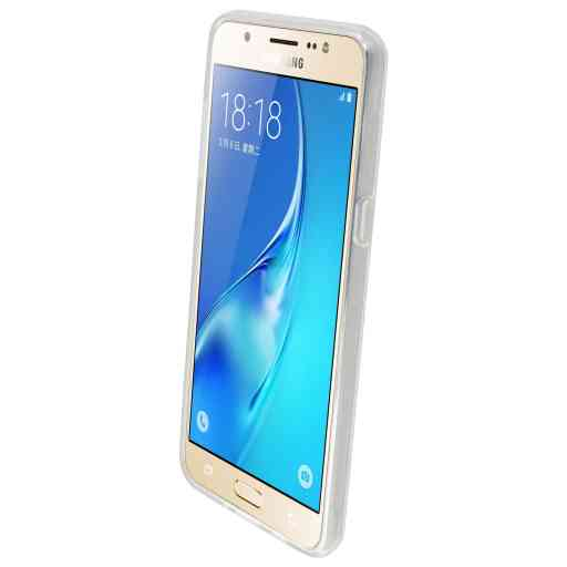 Mobiparts Classic TPU Case Samsung Galaxy J5 (2016) Transparent