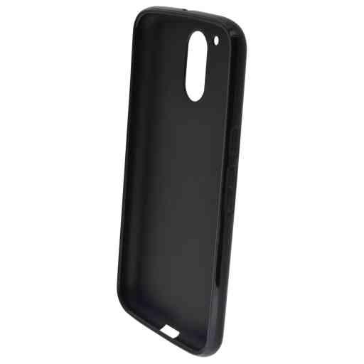 Mobiparts Classic TPU Case Motorola Moto G4 / G4 Plus Black