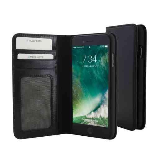 Mobiparts Excellent Wallet Case Apple iPhone 7/8 Jade Black