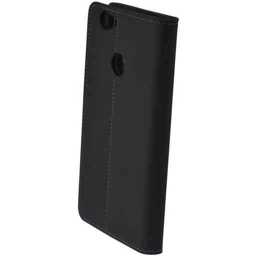 Mobiparts Premium Wallet Case Huawei Nova Black