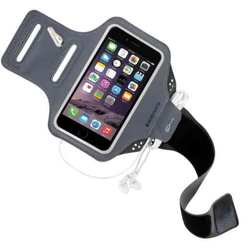 Mobiparts Comfort Fit Sport Armband Apple iPhone 6 Plus/6S Plus/7 Plus/8 Plus Black