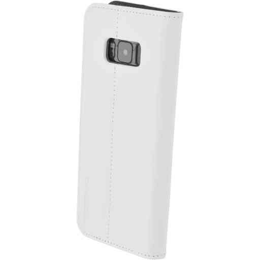 Mobiparts Premium Wallet TPU Case Samsung Galaxy S8 White