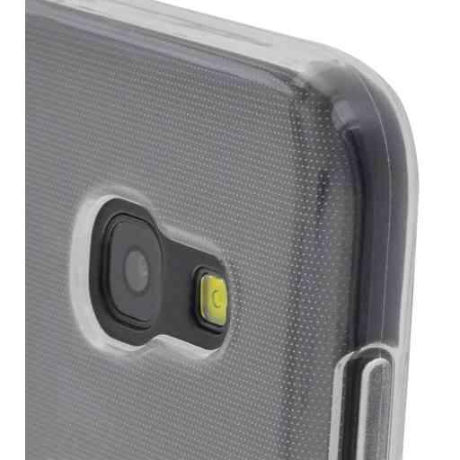 Mobiparts Classic TPU Case Samsung Galaxy A3 (2017) Transparent
