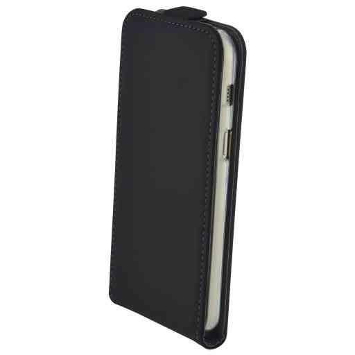 Mobiparts Premium Flip TPU Case Samsung Galaxy A3 (2017) Black