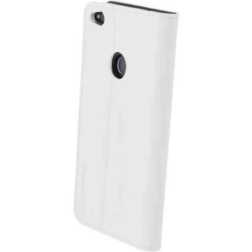 Mobiparts Premium Wallet TPU Case Huawei P8/P9 Lite (2017) White