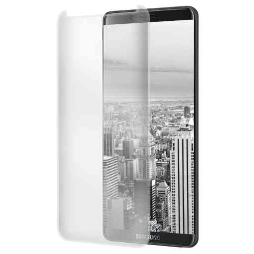 Mobiparts Curved Glass Samsung Galaxy S8 Plus Clear