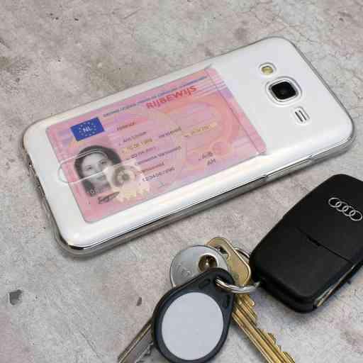 Mobiparts Smart TPU Samsung Galaxy S8 Plus Clear