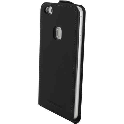 Mobiparts Premium Flip TPU Case Huawei P10 Lite Black