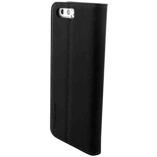 Mobiparts Premium Wallet TPU Case Huawei P10 Plus Black