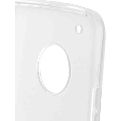 Mobiparts Classic TPU Case Motorola Moto G5 Plus Transparent