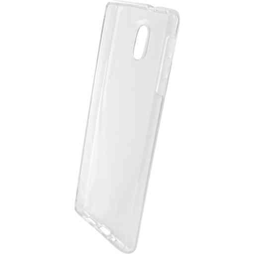 Mobiparts Classic TPU Case Nokia 3 Transparent