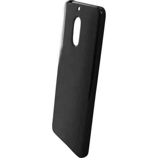 Mobiparts Classic TPU Case Nokia 6 Black