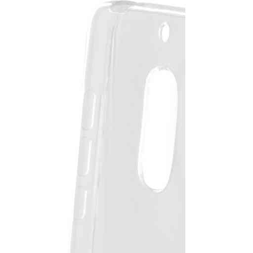 Mobiparts Classic TPU Case Nokia 6 Transparent