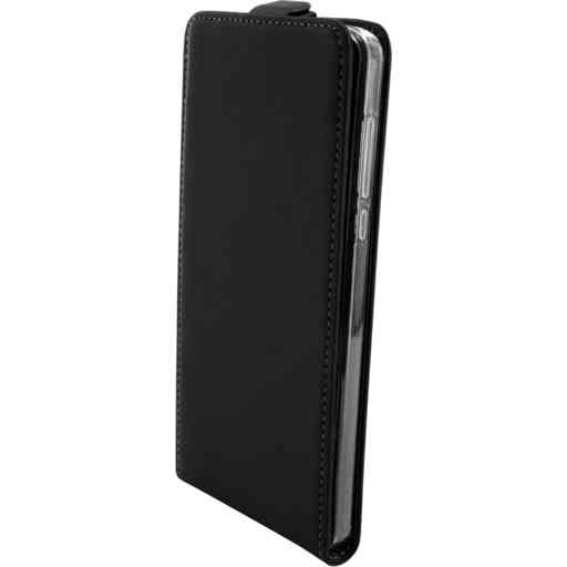 Mobiparts Premium Flip TPU Case Nokia 6 Black