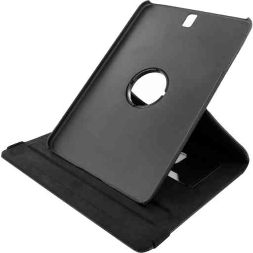Mobiparts 360 Rotary Stand Case Samsung Galaxy Tab S3 9.7 Black