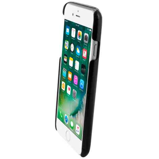 Mobiparts Excellent Backcover Apple iPhone 6/6S Jade Black