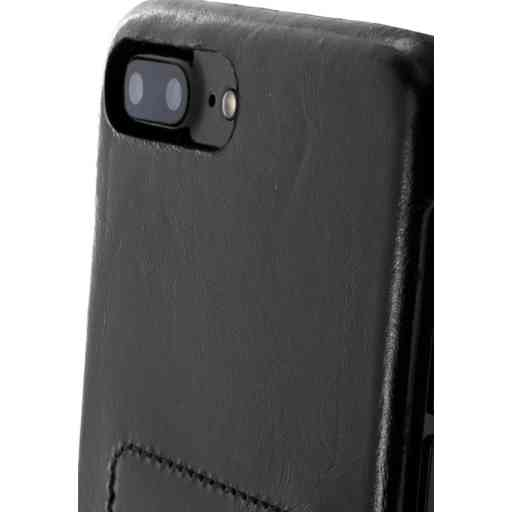 Mobiparts Excellent Backcover Apple iPhone 7 Plus/8 Plus Jade Black