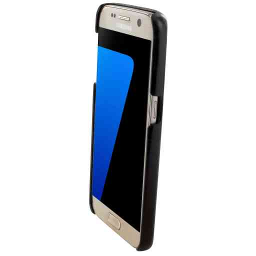 Mobiparts Excellent Backcover Samsung Galaxy S7 Jade Black