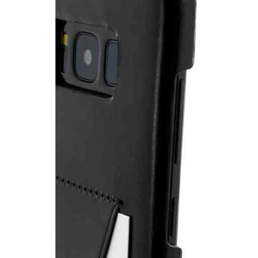Mobiparts Excellent Backcover Samsung Galaxy S8 Plus Jade Black