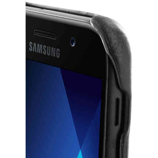 Mobiparts Excellent Backcover Samsung Galaxy A5 (2017) Jade Black