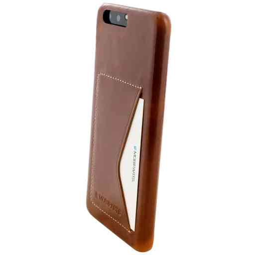 Mobiparts Excellent Backcover Huawei P10 Oaked Cognac