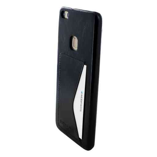 Mobiparts Excellent Backcover Huawei P10 Lite Jade Black
