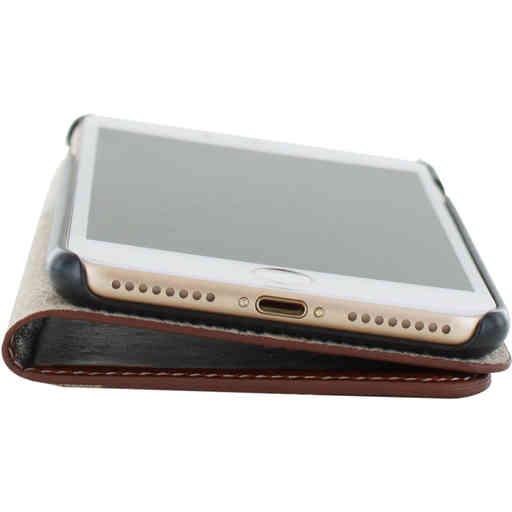 Mobiparts Excellent Wallet Case Huawei P10 Lite Oaked Cognac