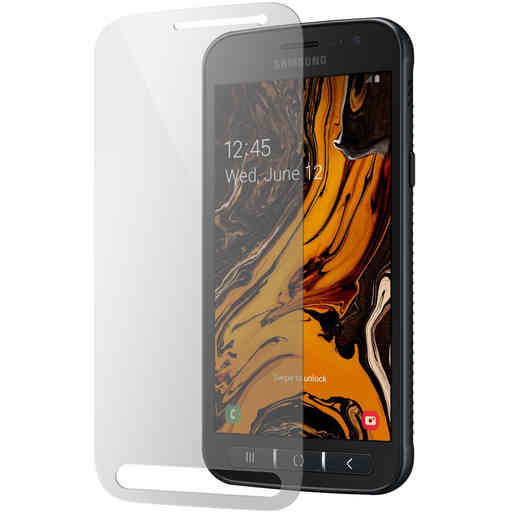 Mobiparts Regular Tempered Glass Samsung Galaxy Xcover 4/4S