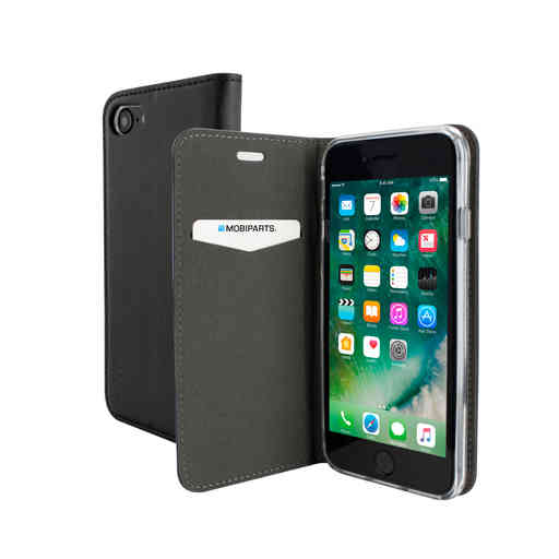 Mobiparts Magnetic Book Case Apple iPhone 7/8/SE (2020) Black