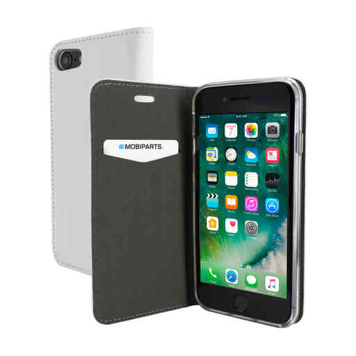 Mobiparts Magnetic Book Case Apple iPhone 7/8/SE (2020) White