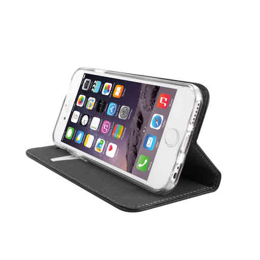 Mobiparts Magnetic Book Case Apple iPhone 6/6S Black
