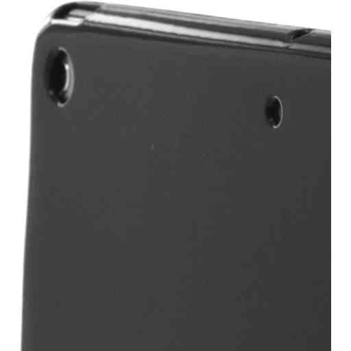 Mobiparts Classic TPU Case Apple iPad 9.7 (2017)/Apple iPad 9.7 (2018) Black