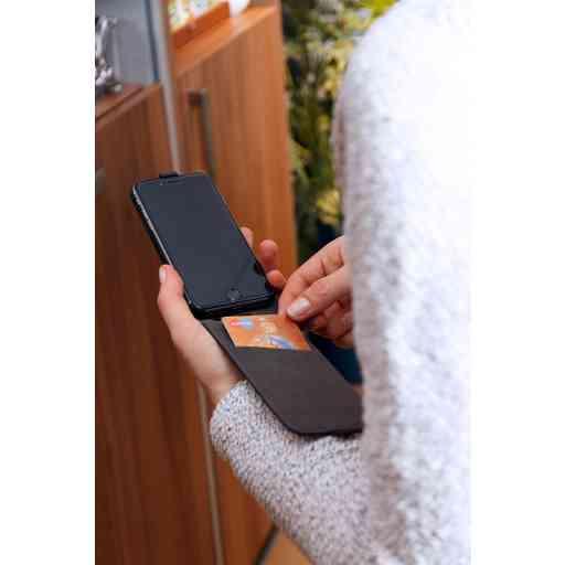 Mobiparts Premium Flip TPU Case Samsung Galaxy J3 (2016) Black