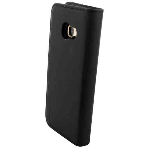 Mobiparts 2 in 1 Premium Wallet Case Samsung Galaxy A3 (2017) Black