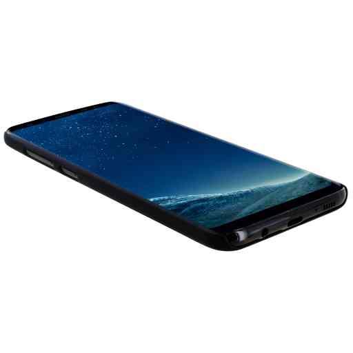 Mobiparts 2 in 1 Premium Wallet Case Samsung Galaxy S8 Plus Black